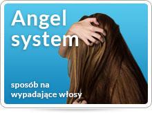 Angel system - wypadające włosy
