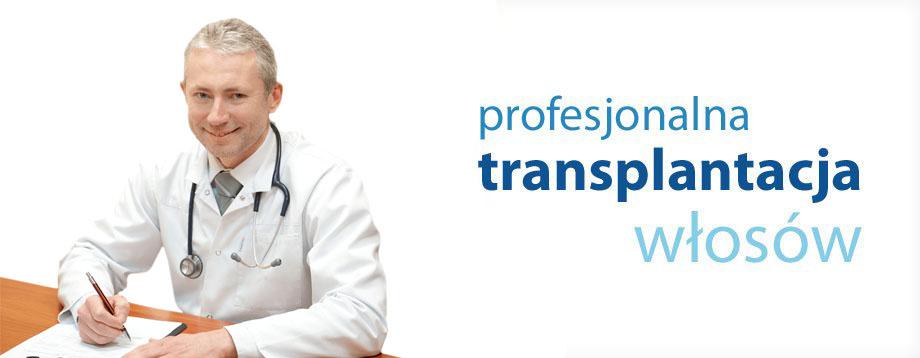 Transplantacja w�os�w Katowice